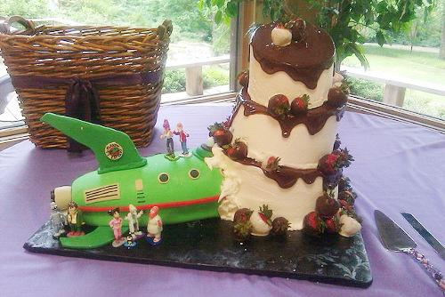wedding cake bizarre 4