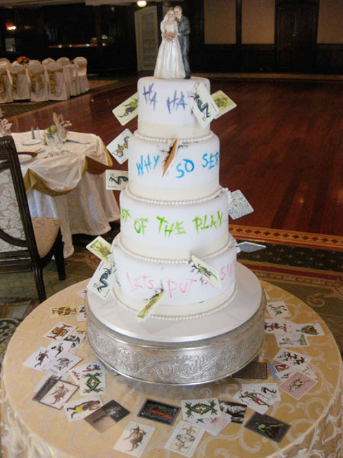 wedding cake bizarre 5