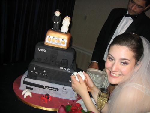wedding cake bizarre 7