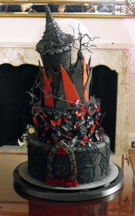 wedding cake bizarre 9