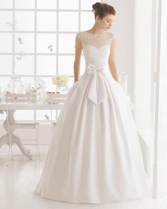 Que votre noeud soit petit ou grand, devant, derrière ou sur le côté, il donnera une touche chic et glamour à votre tenue de mariée