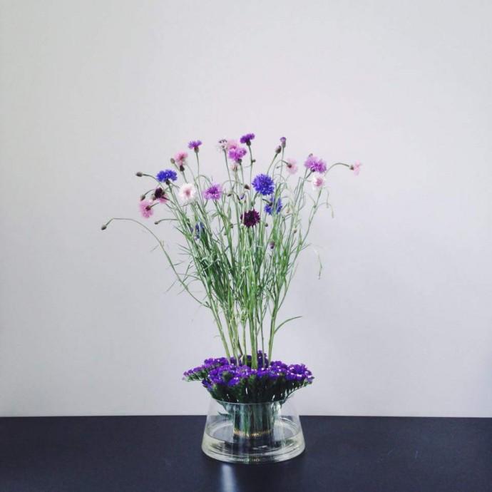 bouquet fleurs des champs mariage. Black Bedroom Furniture Sets. Home Design Ideas