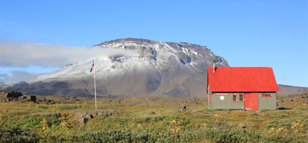 Chalet de montagne Islande 2