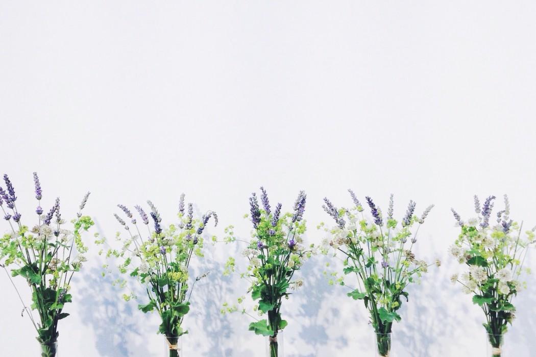 ikebanart bouquet fleurs des champs. Black Bedroom Furniture Sets. Home Design Ideas