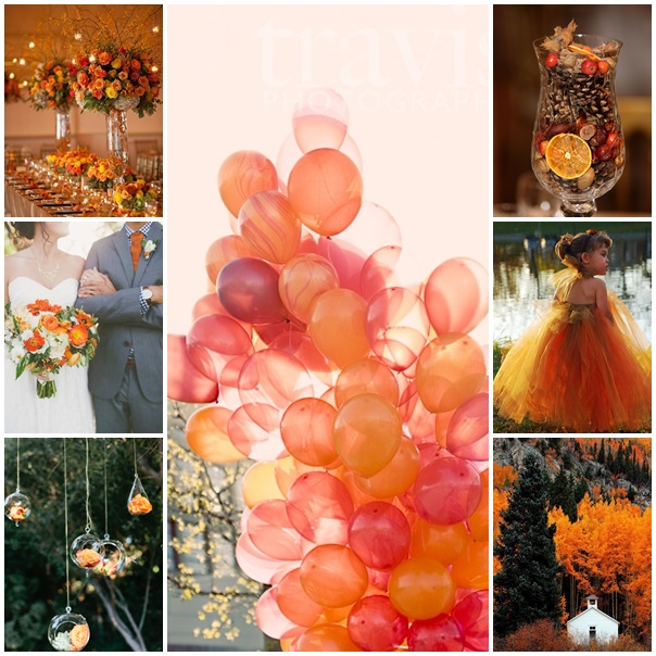 Mariage orange
