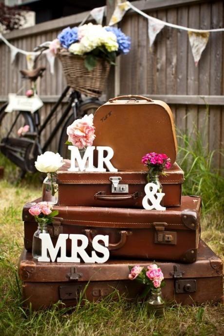 Mr & Mrs déco  Mariage Autour du monde