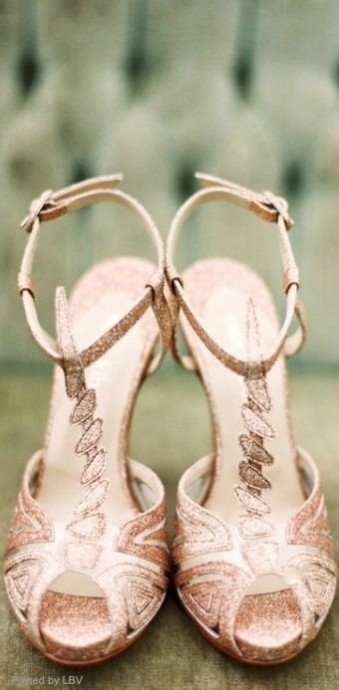 chaussures 1  rose pale