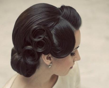 pin pin coiffure mariage demi chignon pour cheveux longs haut on pinterest on pinterest. Black Bedroom Furniture Sets. Home Design Ideas