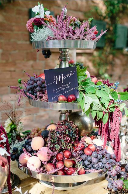 mariage prune