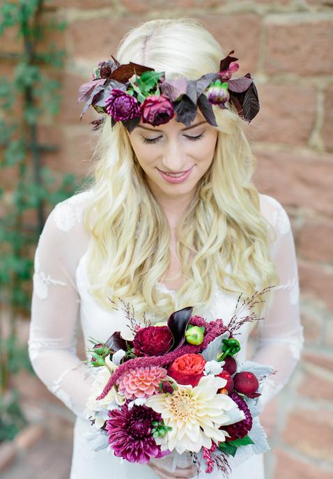 mariee mariage prune
