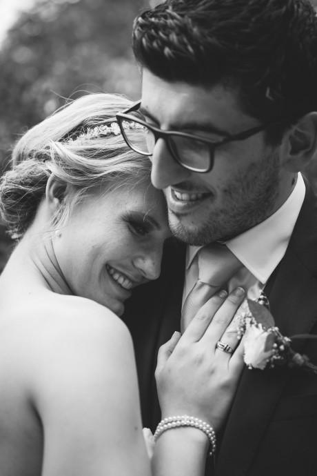 pauline et geoffrey mariage