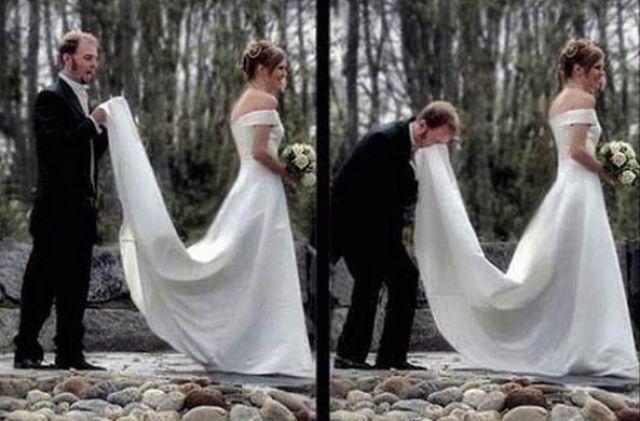 photo de mariage garcon d'honneur