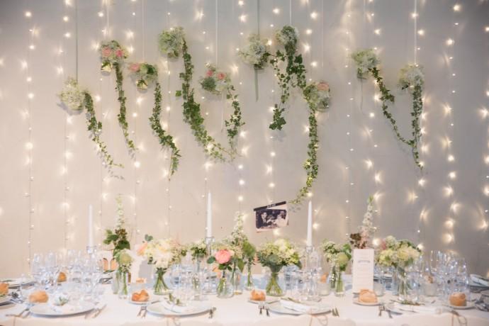 reception table d honneur mariage pauline et geoffrey