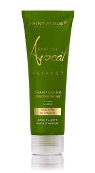 Shampooing Douceur Infinie Sublime Avocat,  250ml, 14.50€.