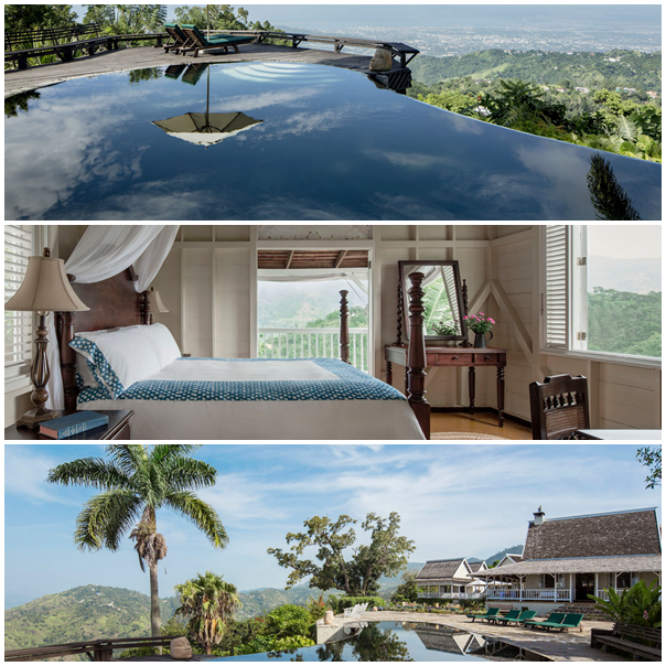 strawberry hill hotel jamaica montage