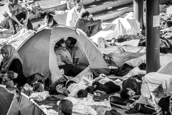 baiser refugies