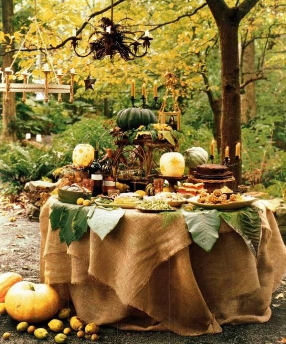 10 d corations pour accorder son mariage avec l 39 automne for S habiller pour un mariage d automne