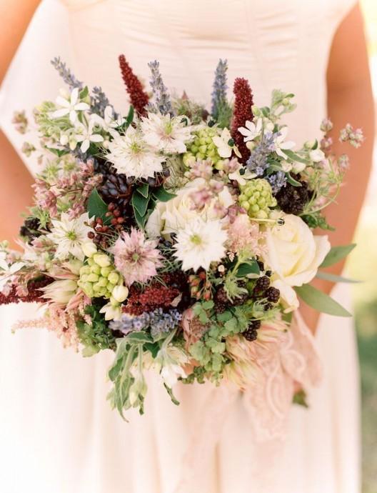 bouquet mariee mariage ecossais