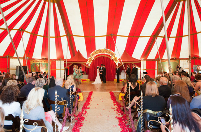 ceremonie cirque