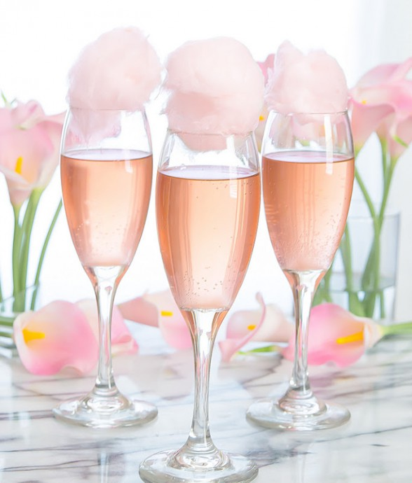 champagne-rose-cotton-candy
