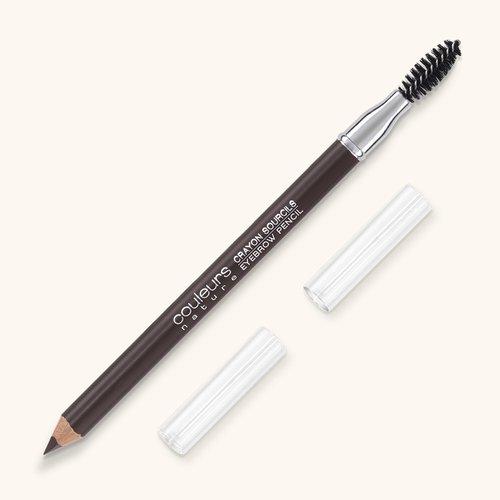 On a beau utiliser eyeliner, crayon et mascara, tout ne se passe pas qu'aux yeux. Les sourcils, on ne les néglige pas ! Ce crayon redéfinit, les sourcils pour un regard sublimé et structuré. Le tout est d'appliquer le crayon en suivant la ligne naturelle des sourcils, puis d'estomper le tout avec la petite brosse. Crayons sourcils, Yves Rocher, 9.90 euros.