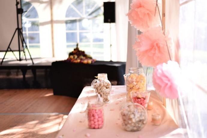 decoration mariage romantique et chic aurelie et fred