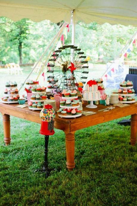 desserts cirque
