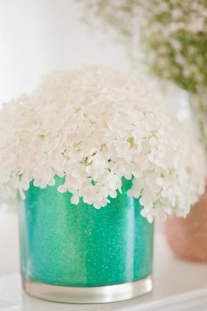 diy vase pailletes 5
