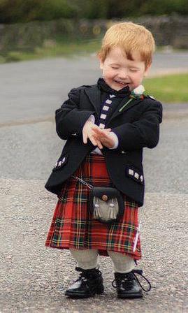 enfant dhonneur ecossais 2