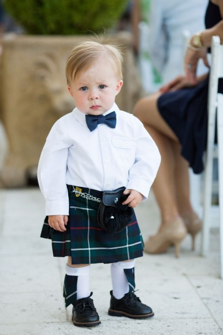 enfant dhonneur ecossais