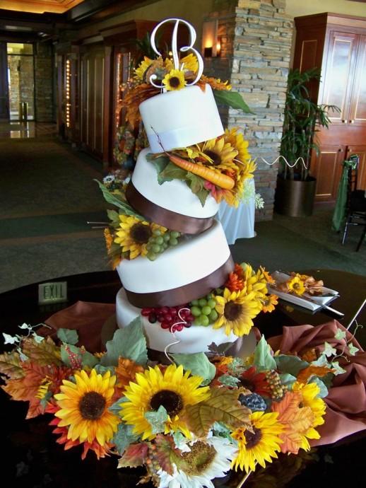 Le plus printanier des gravity cakes ! Il y en a pour tous ls goûts, du chocolat aux fruits, cette pièce-montée peu ordinaire mettra l'eau à la bouche des invités les plus difficiles.