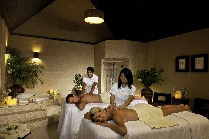 hotel sandals massage