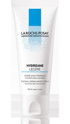 Une crème qui apporte confort et bien-être à votre peau. Sa texture légère adoucit tous types de peaux en la rendant lumineuse grâce à son eau thermale. Hydréane Légère, La Roche-Posay, 15,80 euros.