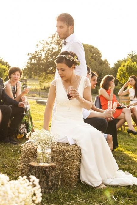 jardin grange de gratin mariage angelique et michael