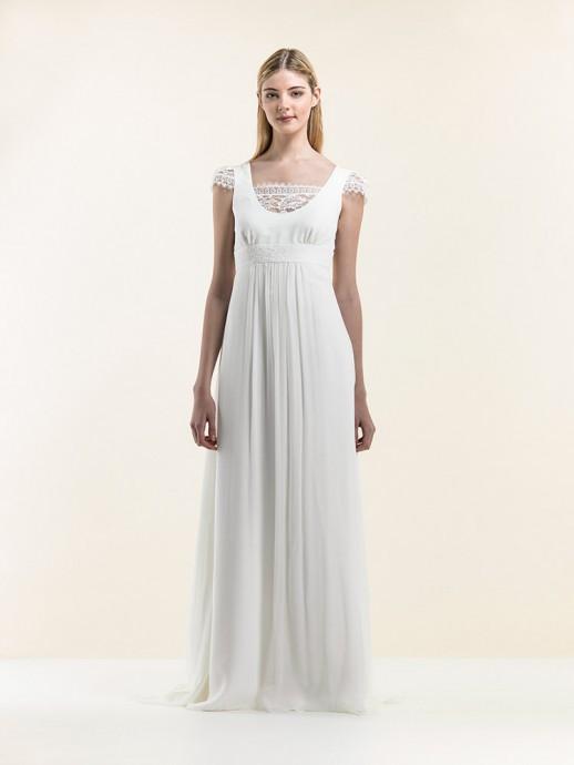 Très 10 robes taille haute pour une mariée impériale - Mariage.com RJ59