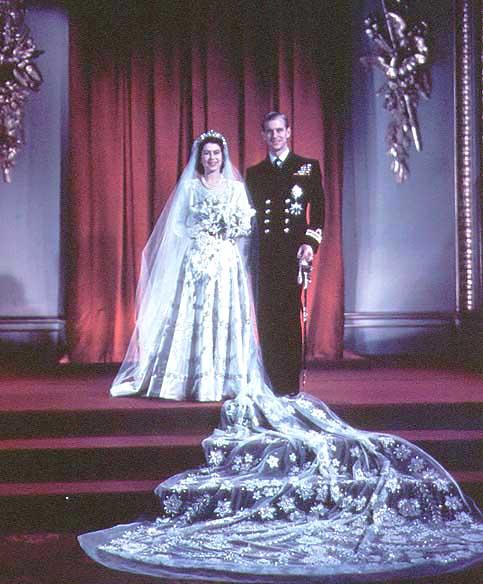 mariage elizabeth 2