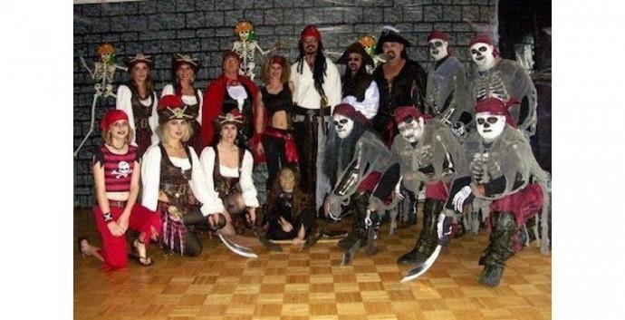 mariage pirates