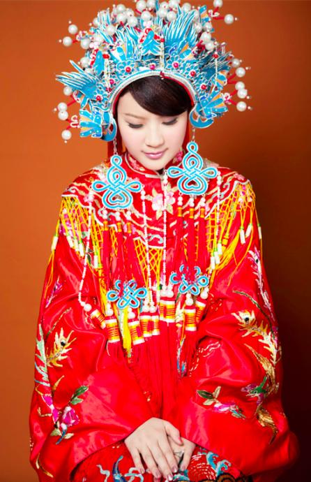mariee chinoise