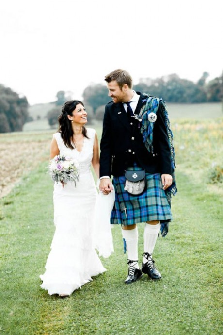 maries ecossais mariage