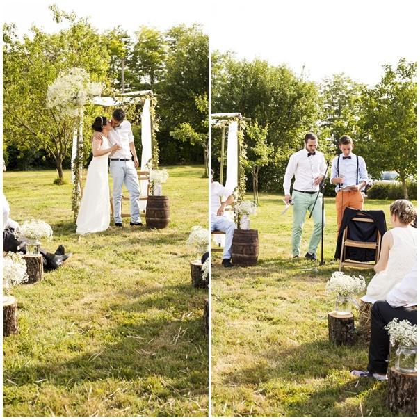 montage mariage laique michael et angelique