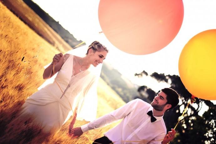 photo de mariage aurelie et fred