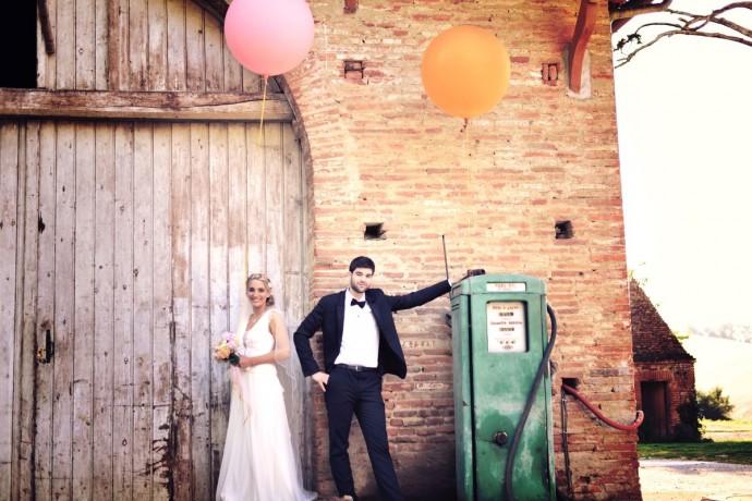 photo de mariage aurelie et fred mariage chic et romantique
