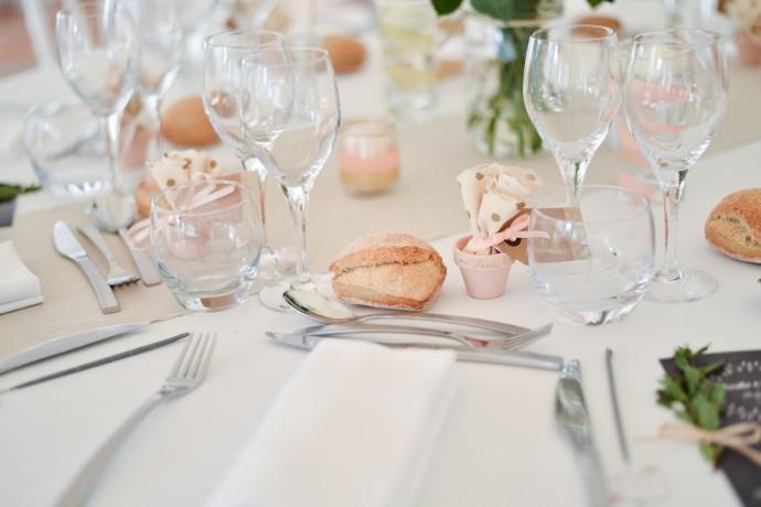 table mariage romantique et chic fred et aurelie