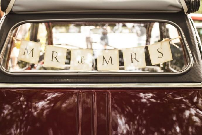 voiture des maries angelique et michael (2)