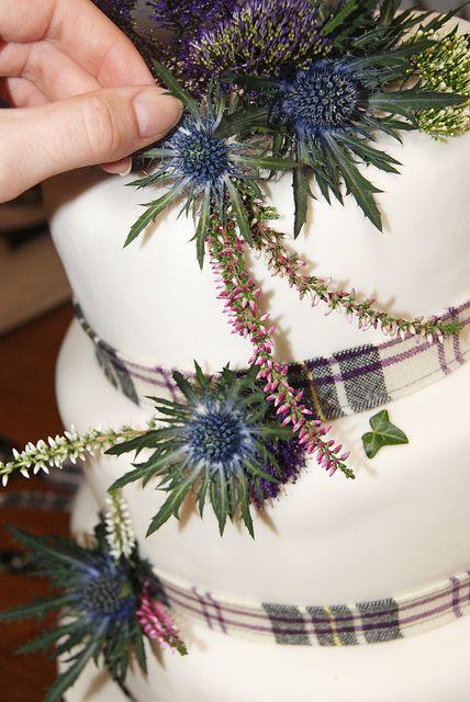 wedding cake mariage ecossais 2