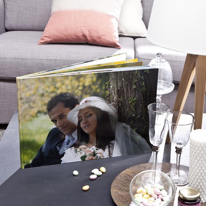l 39 application myfujifilm pour cr er son album de mariage. Black Bedroom Furniture Sets. Home Design Ideas