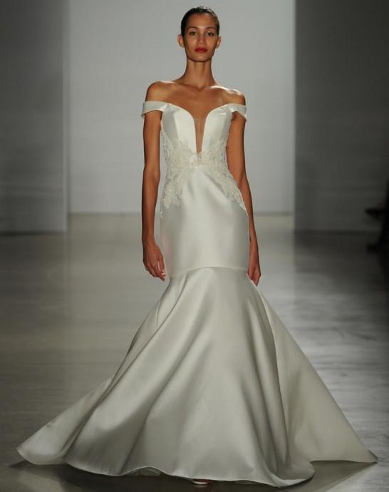 ... la Bridal Fashion Week 2016 de New York - Page 2 sur 2 - Mariage.com