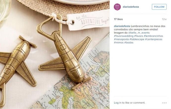 Votre thème était celui du voyage et vous voulez un cadeau qui soit original et utile ? Voici des ouvre canettes en forme d'avion qui ravira plus d'un de vos invités !