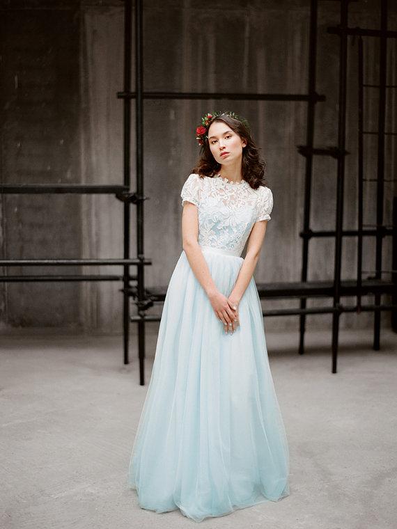 robe de mariée de la creatrice mila mira nommée ILARIA