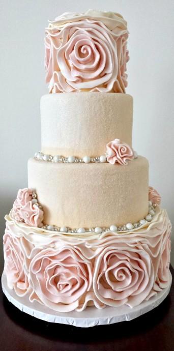 weddingcake blush